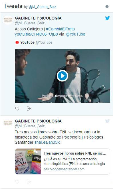 Gabinete de Psicología en Cantabria